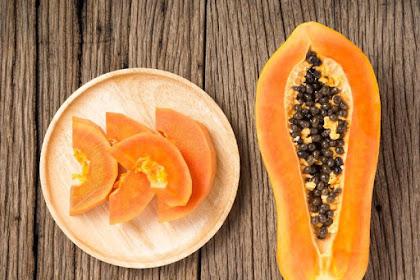 5 Manfaat Buah Pepaya Buat Tubuh Jadi Sehat
