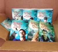 Photo of Author Copies