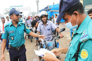 বাংলাদেশ ট্রাফিক আইন