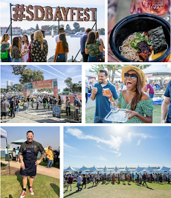 Enter for a chance to win 2 tickets to the San Diego Bay Wine + Food Festival Grand Tasting!