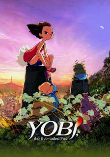 Yobi the Five Tailed Fox (2007) โยบิ เทพธิดาจิ้งจอก 5 หาง [พากย์ไทย+ซับไทย]