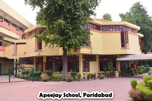 Apeejay School, Faridabad