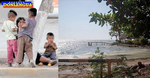 Dos niños d ela calle murieron ahogados en la Costa Oriental del Lago