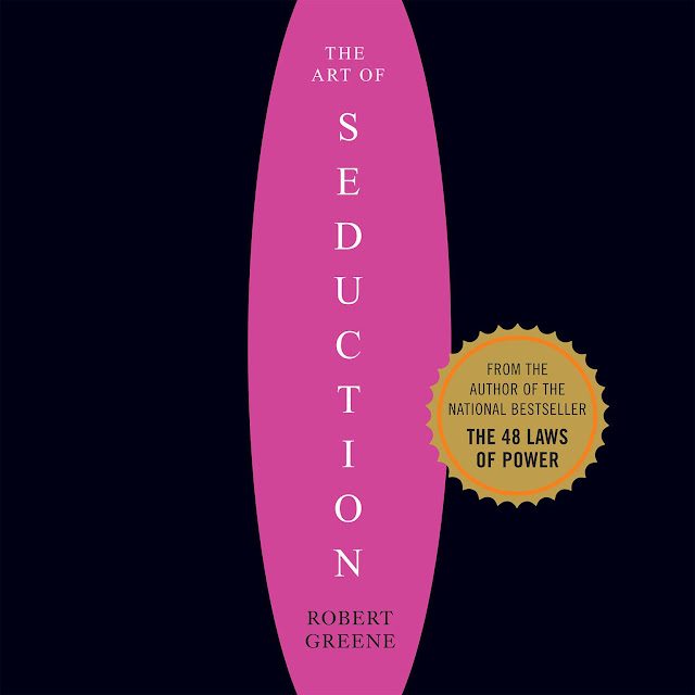 The Art Of Seduction - Robert Greene. Cover