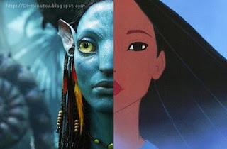 ¿Avatar copia a Pocahontas?