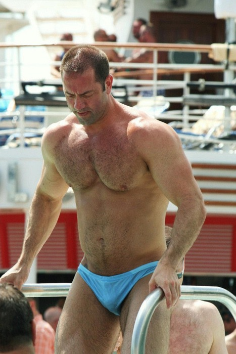Amusing piece hairy chris meloni naked share your