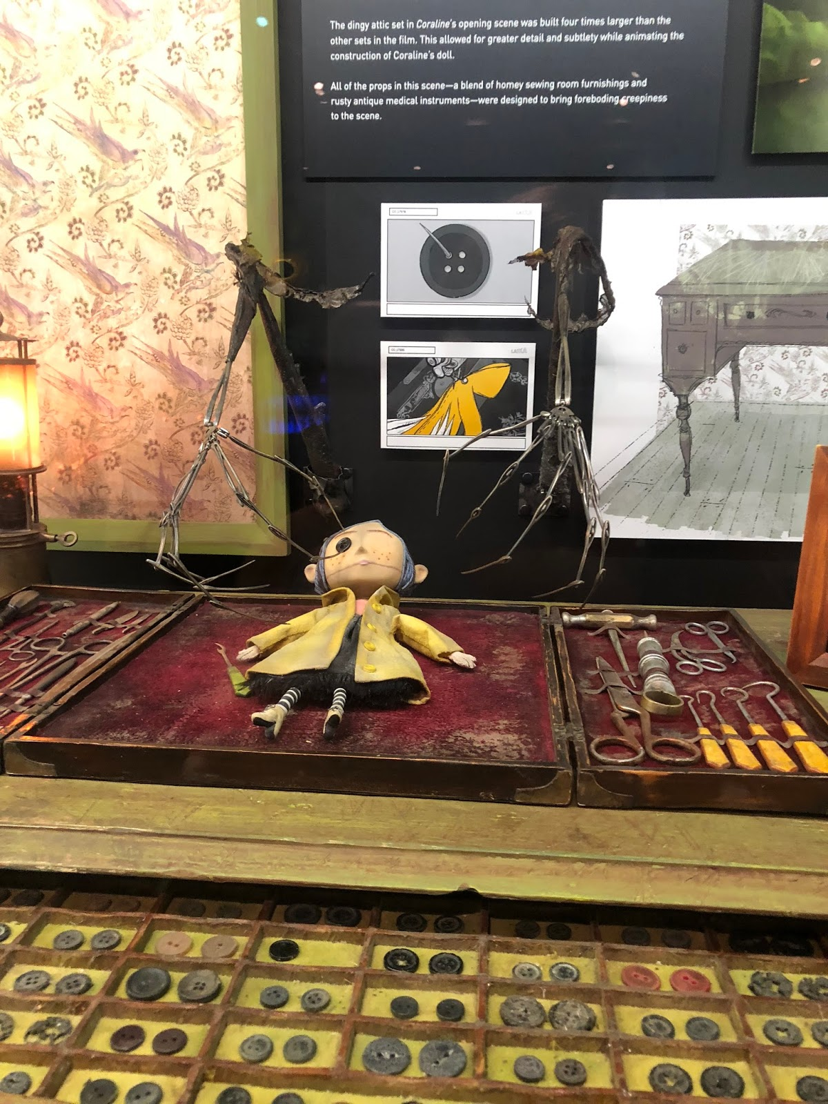 Kim Kasch Blogsite - A Writer's Blog: STOP Motion with Laika at The