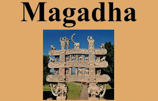 Sanchi Stupa  History of Magadh Empire