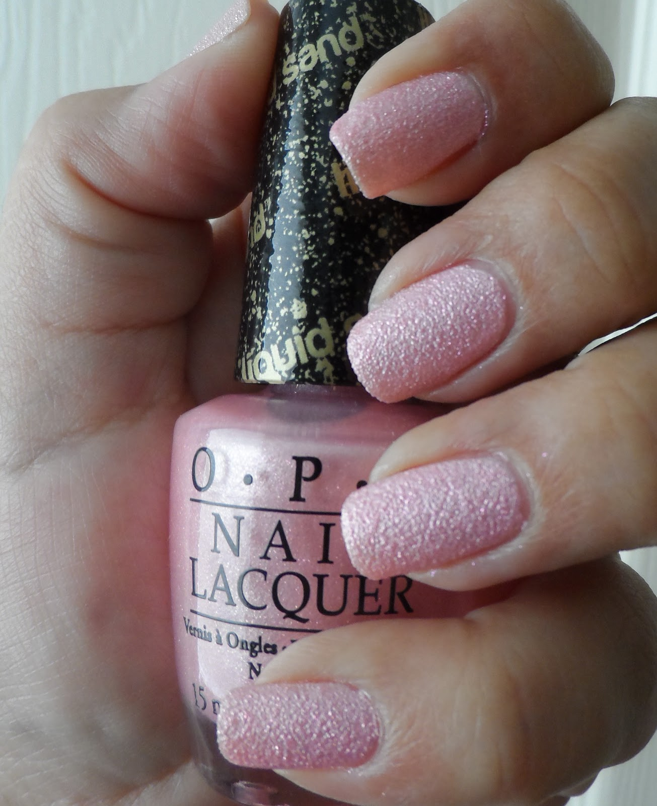 Just Me And My Nails Opi Pussy Galore
