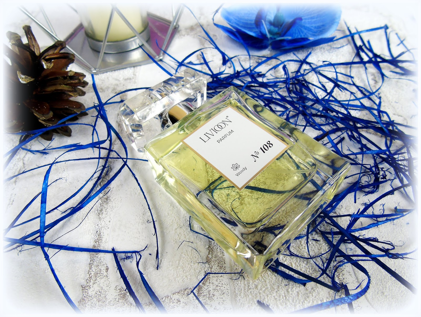 Perfumy nr 108 od LIVIOON - ten zapach uzależnia!