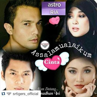 Assalamualaikum Cinta Astro