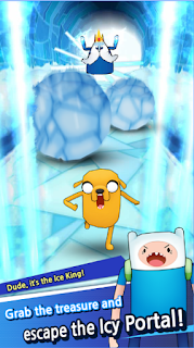 Adventure Time Run Apk - Free Download Android Game