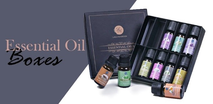 7 interesting Essential Oil Packaging to Preserve the Freshness