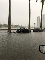 Chuva causa estragos, acidentes e alagamentos em Campina Grande; veja