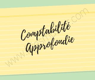 Exercices Corrigés Comptabilité Approfondie