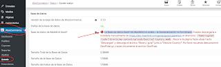 Wordpress Woocommerce: La Base de datos GeoIP de MaxMind no existe - la Geolocalización no funcionará.