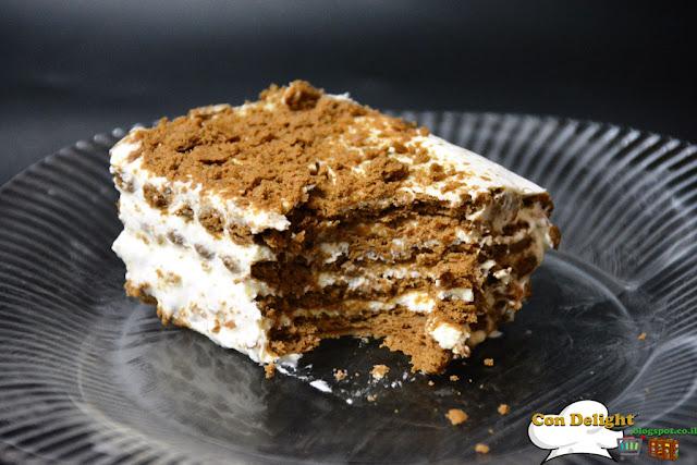 classic biscuit cheesecake עוגת ביסקוויטים קלאסית