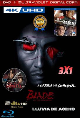 Cine Asiatico Vol 1 3X1 COMBO HD DVD LATINO