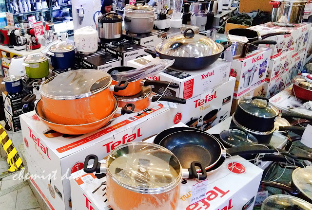 Appliance expo, Anson's, Appliances, Trinoma, kitchen wares
