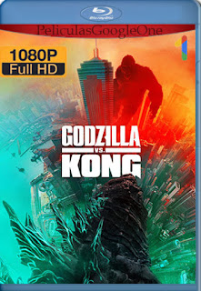 Godzilla vs Kong (2021) [1080p Web-DL 60FPS] [Latino-Inglés] [LaPipiotaHD]