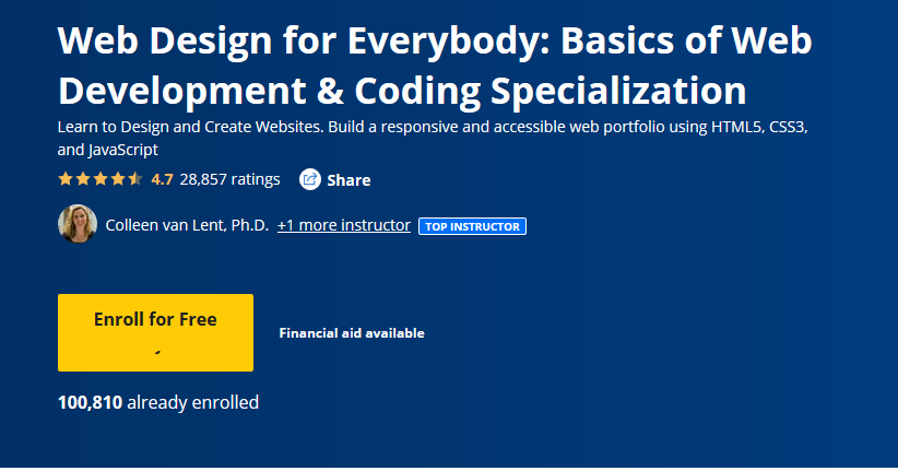 Javarevisited Top 10 Coursera Certifications To Learn Web Development Best Of Lot