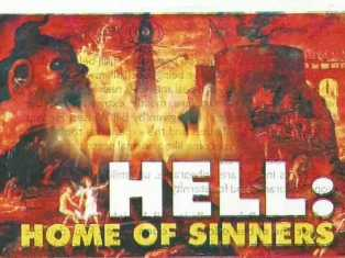 hell is a place for sinner
