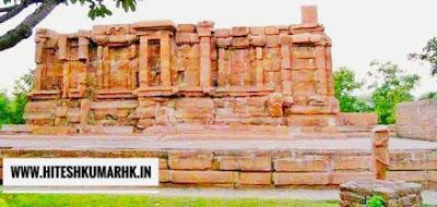 खुदाई के दौरान मिला हैं रुद्र शिव की प्रतिमा , देवरानी जेठानी मंदिर, तालागांव(छ.ग.)