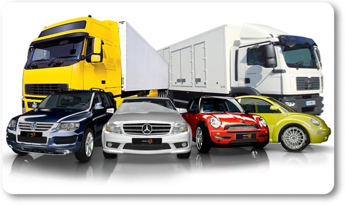 mobil dan truk