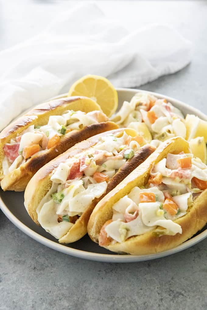 BEST CRAB SALAD RECIPES