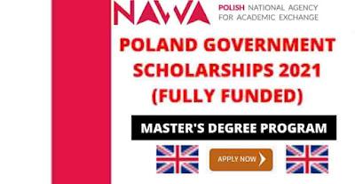 منح الحكومة البولندية 2021   ممول بالكامل