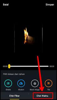 yaitu cara menciptakan video Tik Tok kertas terbakar Cara Membuat Video di Tik Tok Kertas Terbakar Kembali Sebagaimana Semula