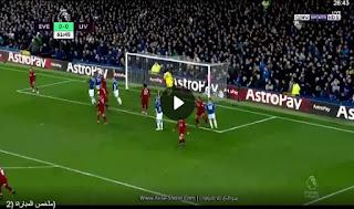 ملخص تعادل ليفربول امام ايفرتون 0 - 0 السبت  03-03-2019 الدوري الانجليزي