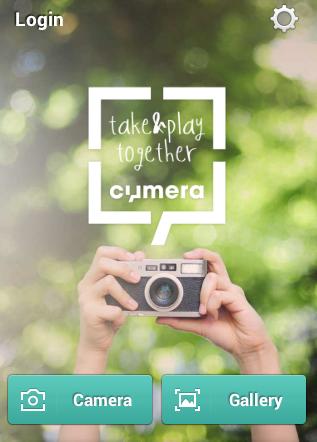 Cymera - Aplikasi Kamera Dan Edit Foto Paling Keren 1