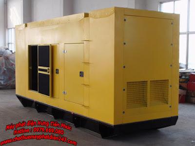 Máy phát điện Perkins 1250kva 4012-46TWG2A