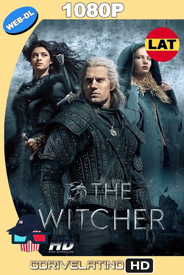The Witcher (2019) Temporada 01 NF WEB-DL 1080p Latino-Ingles MKV