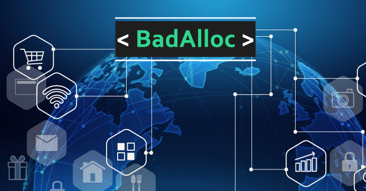 BadAlloc – Microsoft Warns of Multiple Vulnerabilities That Affects Wide Range of IoT & OT Devices