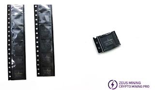 BM 1387B chip
