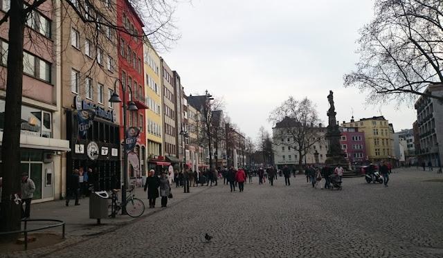 Köln - Heumarkt