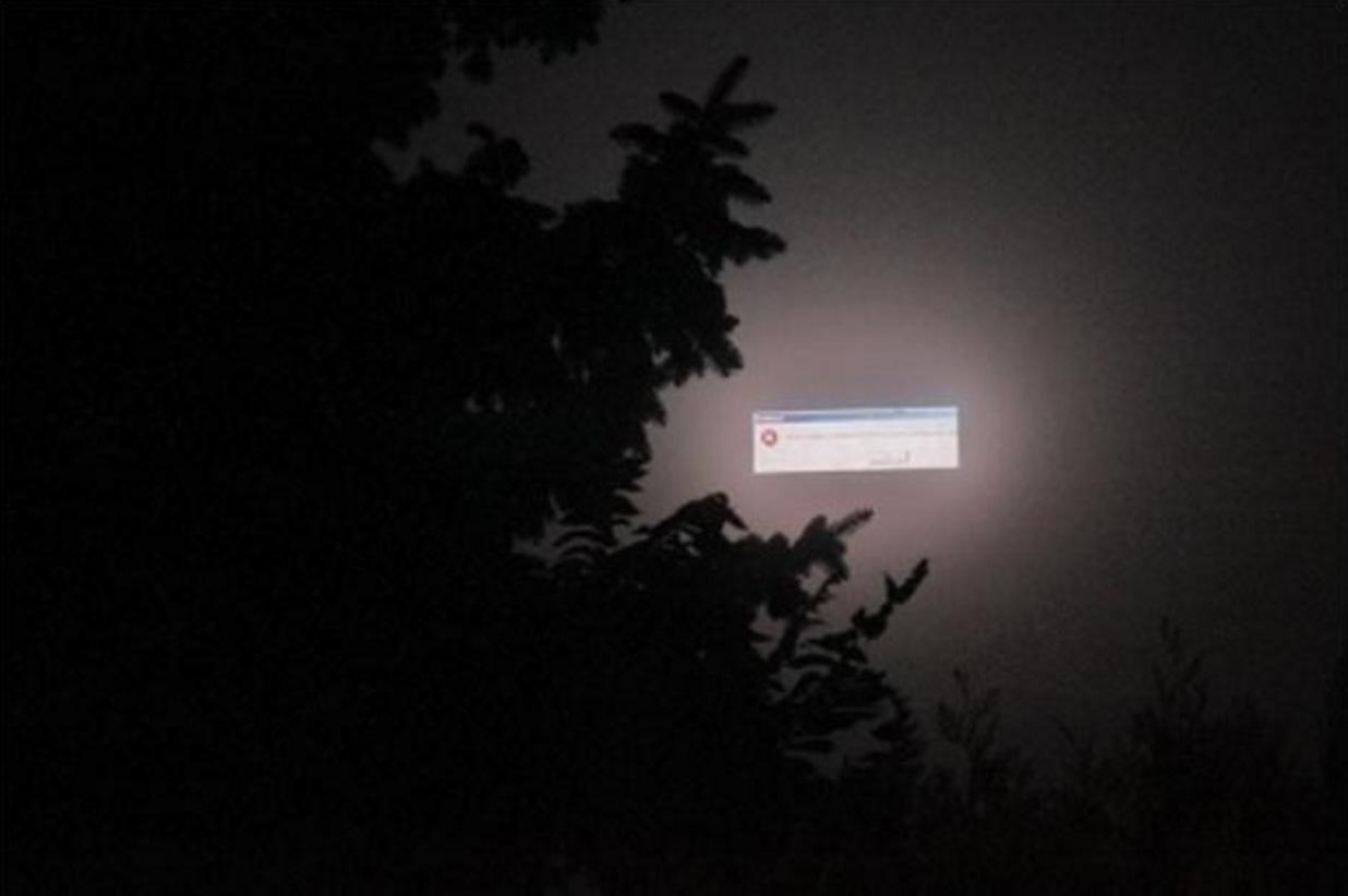 Image result for glitch in the matrix sky