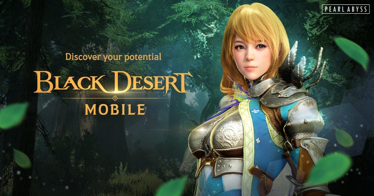 Game Black Desert Mobile Sudah Dapat Kalian Mainkan
