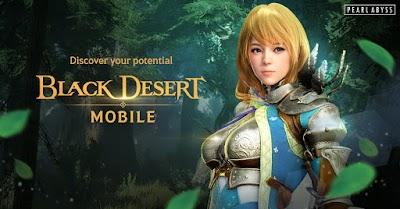 Akhirnya Game Black Desert Mobile Sudah Dapat Kalian Mainkan
