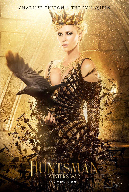 Regina Ravenna (Charlize Theron)