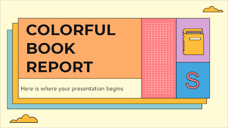 Full Colour PowerPoint Template
