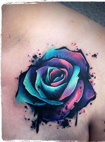 b9d8d7d794778 60 Very Provocative Rose Tattoos Designs And Ideas