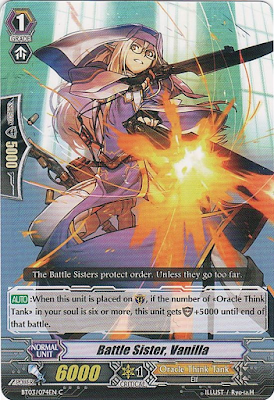 superheroes series, writing, story, fantasy, adventure, battle sister, vanilla, Cardfight!! Vanguard TCG card game, anime