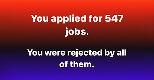 """Guy Jokes About How He """"Applied"""" To 547 Jobs And Was """"Rejected"""" From All Of Them, But One Man Shared Some Useful Advice On LinkedIn Profiles"""