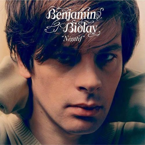 Portada disco Benjamin Biolay