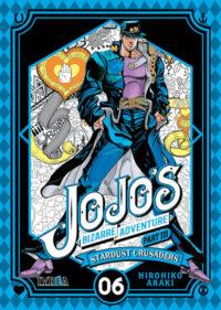JOJO'S BIZARRE ADVENTURE Stardust Crusaders #6