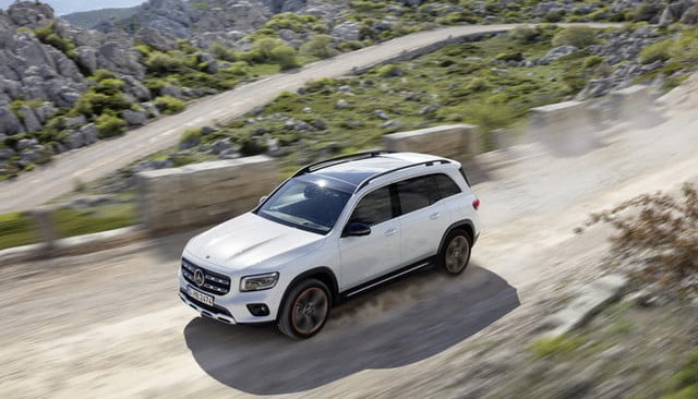 The 2020 Mercedes-Benz GLB Is a G-Class?