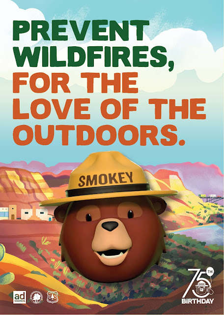 Smokey Bear | For the Love of the Outdoors